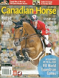 Canadian Horse Journals Oct 2014
