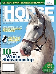 Horse Illustrated November 2014