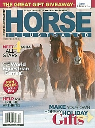Horse Illustrated Dec 2014