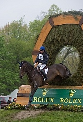 Phillip Dutton and Mighty Nice Rolex 2015