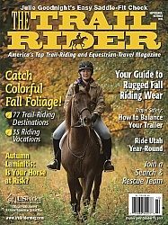 The Trail Rider September October 2015