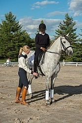 Dressage Instruction