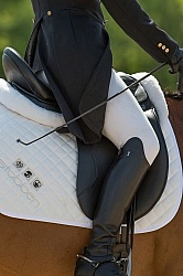 English Dressage Saddle.