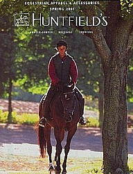 Huntfield's Catalogue Cover
