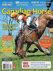 Canadian Horse Journal Summer 2019