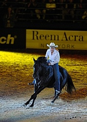 Stacy Westfall Opening Ceremonies WEG 2010
