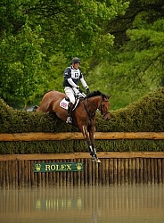 William Fox-Pitt and Cool Mountain Rolex 2010