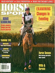 Horse Sport July 2012 Cover
