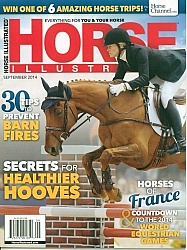 Horse Illustrated September 2014