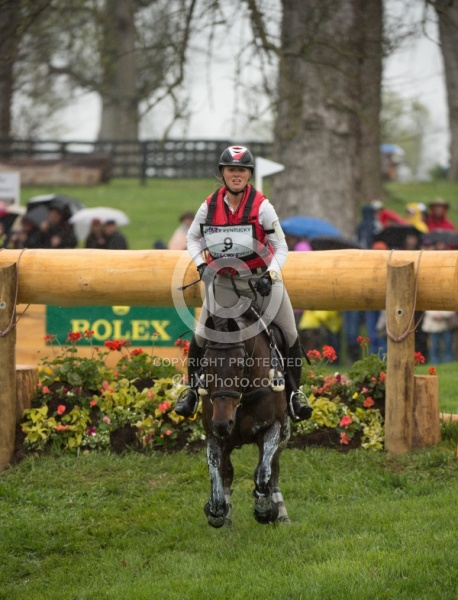 Jessica Phoenix and A Little Romance Rolex 2015
