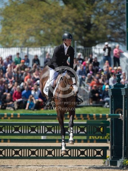 Tim Price and Wesko Rolex 2015