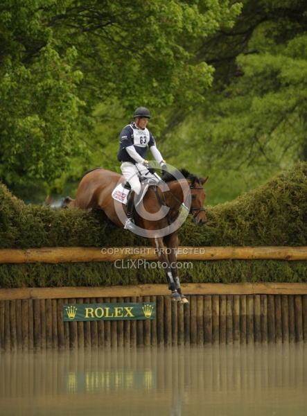 William Fox-Pitt & Cool Mountain