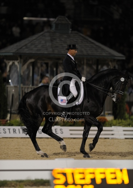 Steffen Peters and Ravel WEG 2010